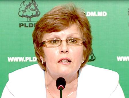 Maria Ciobanu, deputat