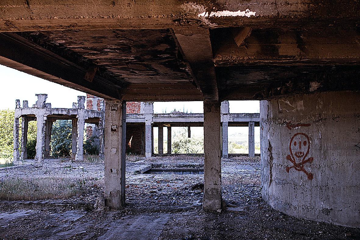 Заброшенные здания на карте омска
