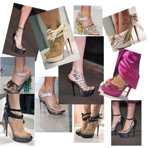 Pantofi Primavara