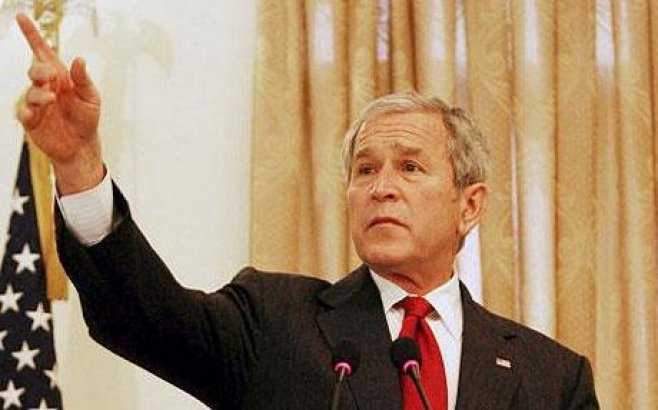 president bush and us foreign policy essay