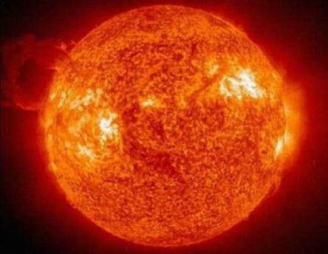 Солнышко греет