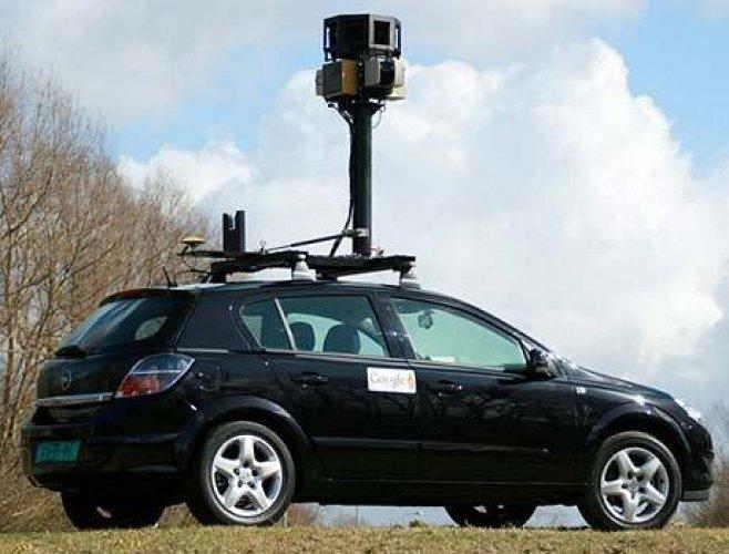 Ударим Google Street View по бездорожью!