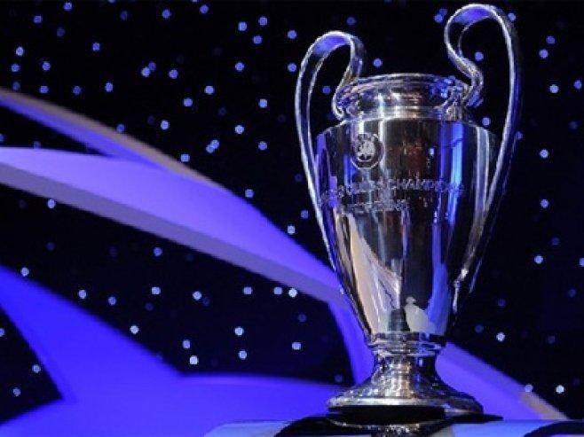 Лига чемпионов. В 1/4 финала впервые вышли все 8 победителей группового этапа