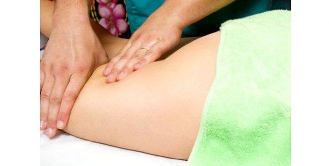 Антицеллюлитный массаж как проходит