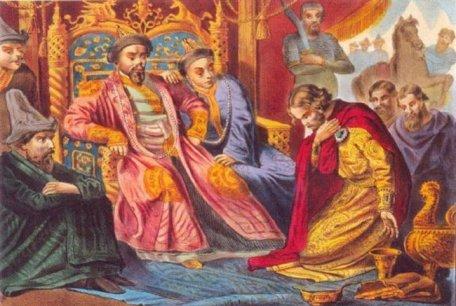 Rusia este succesoarea directă a imperiului TĂTĂRO-MONGOL (Hoarda de Aur) - NOI DOVEZI găsite de istoricii ruși