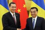 Ponta: Guvernele României și Chinei analizează proiectul unei linii de mare viteză București - Iași – Chișinău