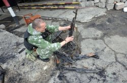 Two Ukraine civilians killed in rebel shelling near Luhansk - regional administration