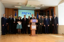 Iurie Leanca launches European People's Party of Moldova