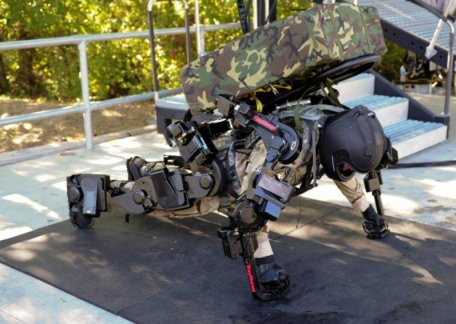 Lock and Load: Russian Hybrid Robo-Soldiers Could Be Just Five Years Away (Photo)