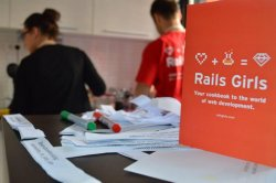 Rails Girls: învață o aplicație web în 3 zile DE LA ZERO (IT)