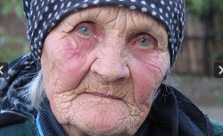 Could this woman be Vladimir Putin's real mother?