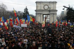 Moldova, The New Ukraine: Pro-Russian Street Protests in Moldova Set to Escalate