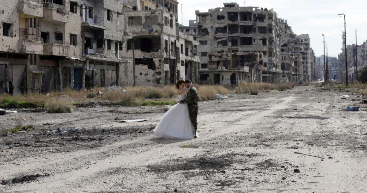 Cautand femei de nunta siriene