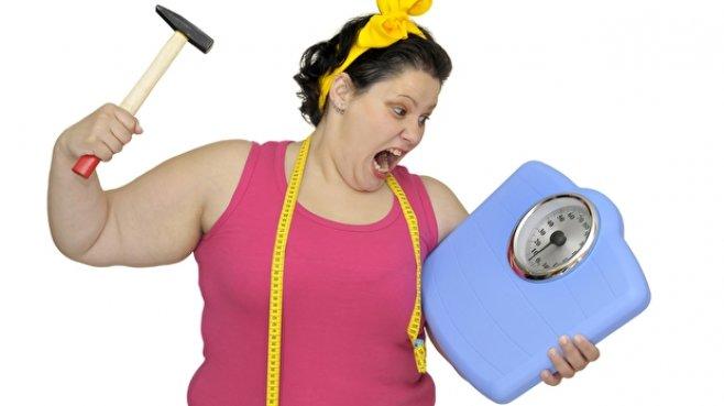 obez și trebuie să slăbească