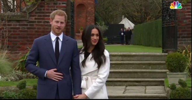 Casa Regală Britanică Anunț Când Are Loc Nunta Dintre Prinţul Harry
