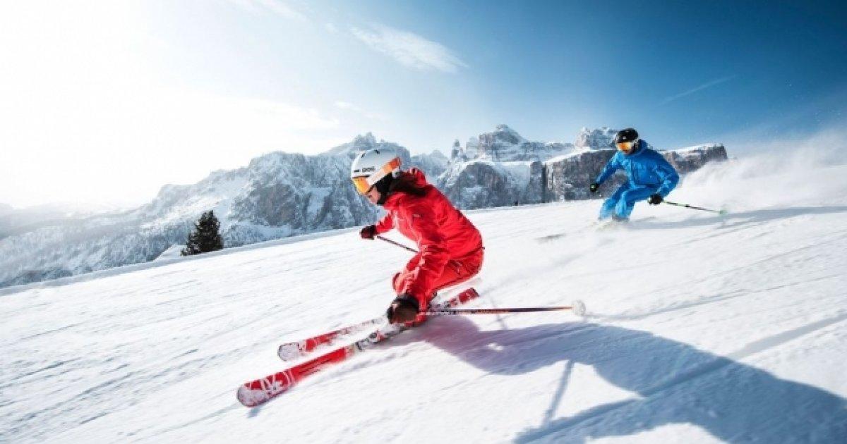 cum să slăbești în timp ce schiezi