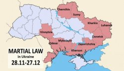 Martial law to be imposed in nearly half of Ukraine. Here is what will change