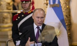 Putin refuses to release Ukrainian sailors and ships