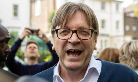 Guy Verhofstadt: 'If you want to see what nationalists have done, come to Britain'