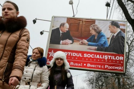 How the Kremlin upset Moldova's elections