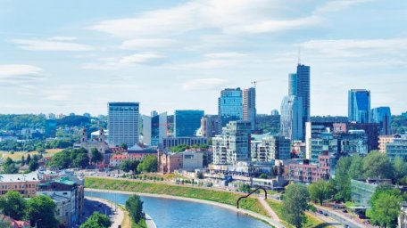 Lithuania ranked most competitive country in emerging Europe