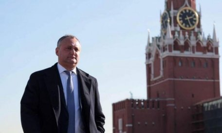 Moldova's rescue front: Despite the appearance in the public space of information and video evidence accusing Dodon of betraying his homeland, Sandu and Nastase continue to play in Moscow