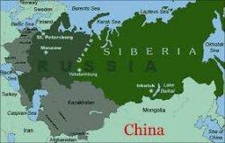 Bomber: China views Siberia as a straw dog