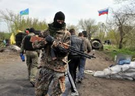 Russian-led forces launched 29 attacks on Ukrainian troops in Donbas in last day