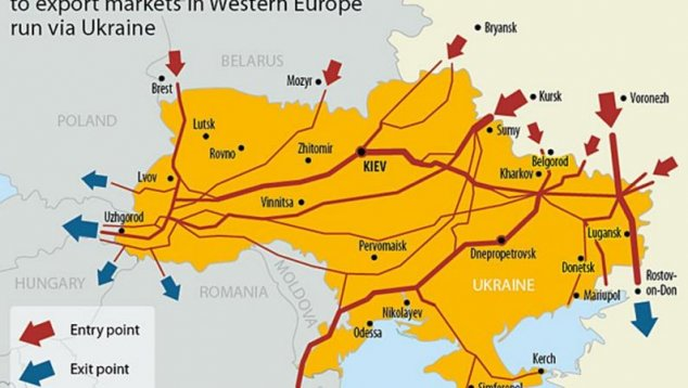 Ukraine Ready To Help Moldova Import Gas From EU Without The Participation Of Gazprom
