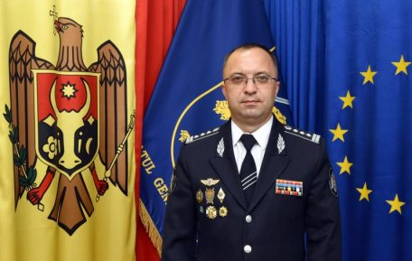 FLASH /// Eugeniu Piterschi este noul șef adjunct interimar la IGP