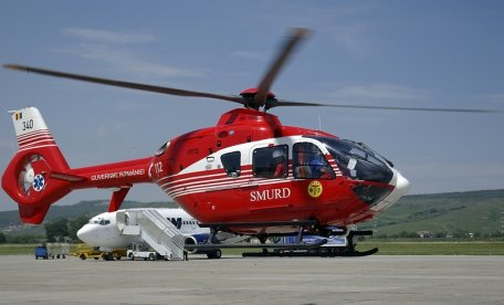 SMURD 2 project will be conducted in Moldova / helicopter landing platforms near four hospitals