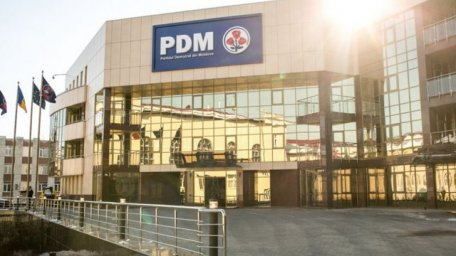 "Pavel Filip at PDM National Political Council: May be the last meeting in this headquarters /// ""We will not have enough money to support our current headquarters"""