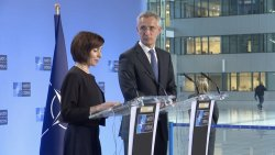 Secretary General: the Republic of Moldova is a close NATO partner