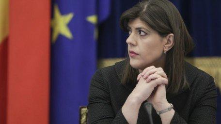 Kavesi rămâne singură în cursa pentru șefia Parchetului European