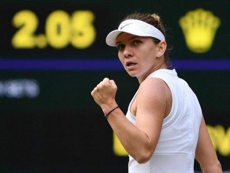 VIDEO / SIMONA HALEP E CAMPIOANĂ LA WIMBLEDON // Halep a rescris ISTORIA tenisului din ROMÂNIA! Victorie REGALĂ pe iarba de la Londra