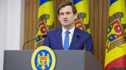 In Moldova Visit, U.S. Diplomat Expresses Support For New Government