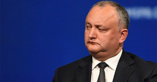 Moscow's Man Eyes Second Term as Moldova's President