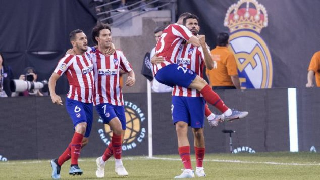 VIDEO Real Madrid, UMILITĂ de Atletico Madrid! La pauză scorul era 0-5