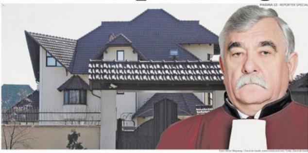 Filtru de integritate s-a BLOCAT / Dumitru Pulbere are un CASTEL evaluat la peste 1 milion de euro și un teren acaparat ilegal