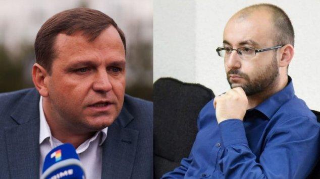 """Andrei Năstase este acuzat ca i-a FABRICAT un dosar penal jurnalistului Vadim Ungureanu / Cum arată mașina care ar fi fost """"furată"""""""