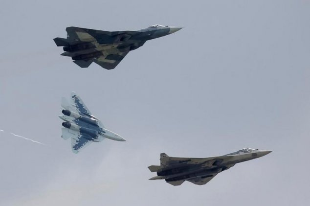 The national interest: Russia Is Rapidly Procuring More Fifth-Generation Su-57s