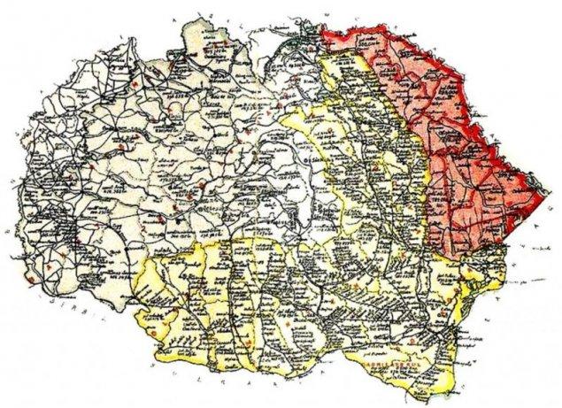 Cele 8 Reorganizări Teritoriale Ale Romaniei Din Ultima Sută De