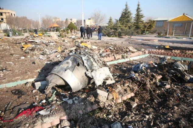 Iran admits shooting down Ukrainian airliner 'unintentionally'