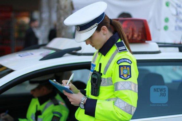 viziunea unui ofițer de poliție rutieră