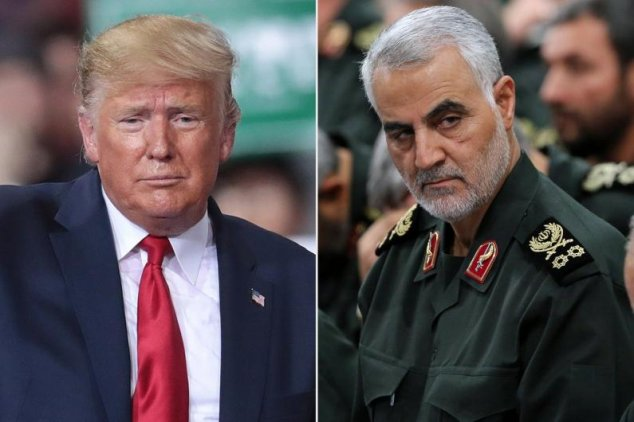 CNN  Top Trump administration officials decline to provide evidence that Soleimani would attack 4 US embassies