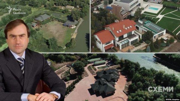 Viktor Gușan, oligarhul de la Sheriff, deține imobile, o insulă, terenuri în Ucraina dar și pașaport