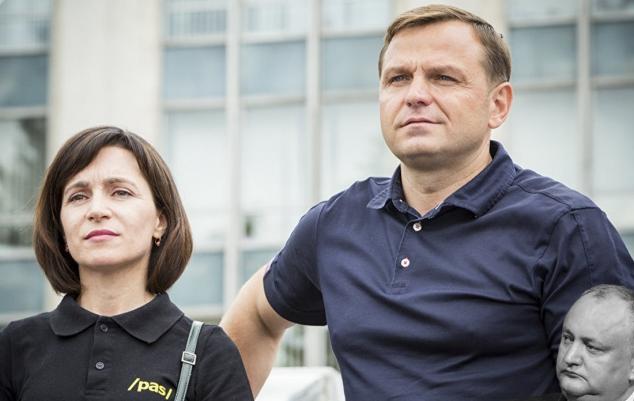 Se reface Blocul ACUM? Andrei Năstase a discutat cu Maia Sandu planul de DEMITERE a lui Igor Dodon