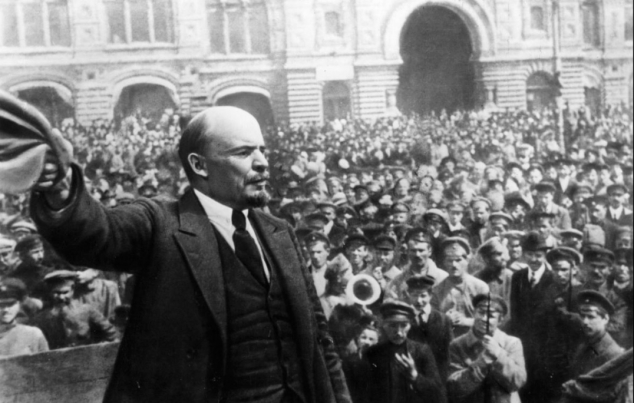 How the Red Terror set a macabre course for the Soviet Union